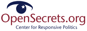 logo for opensecrets.org center for responsive politics