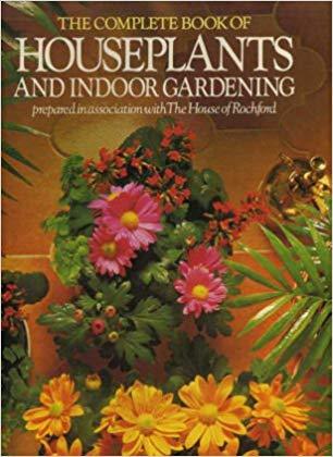 Complete book of houseplants & indoor gardening