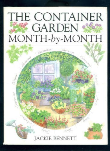 Container Garden Month-by-Month