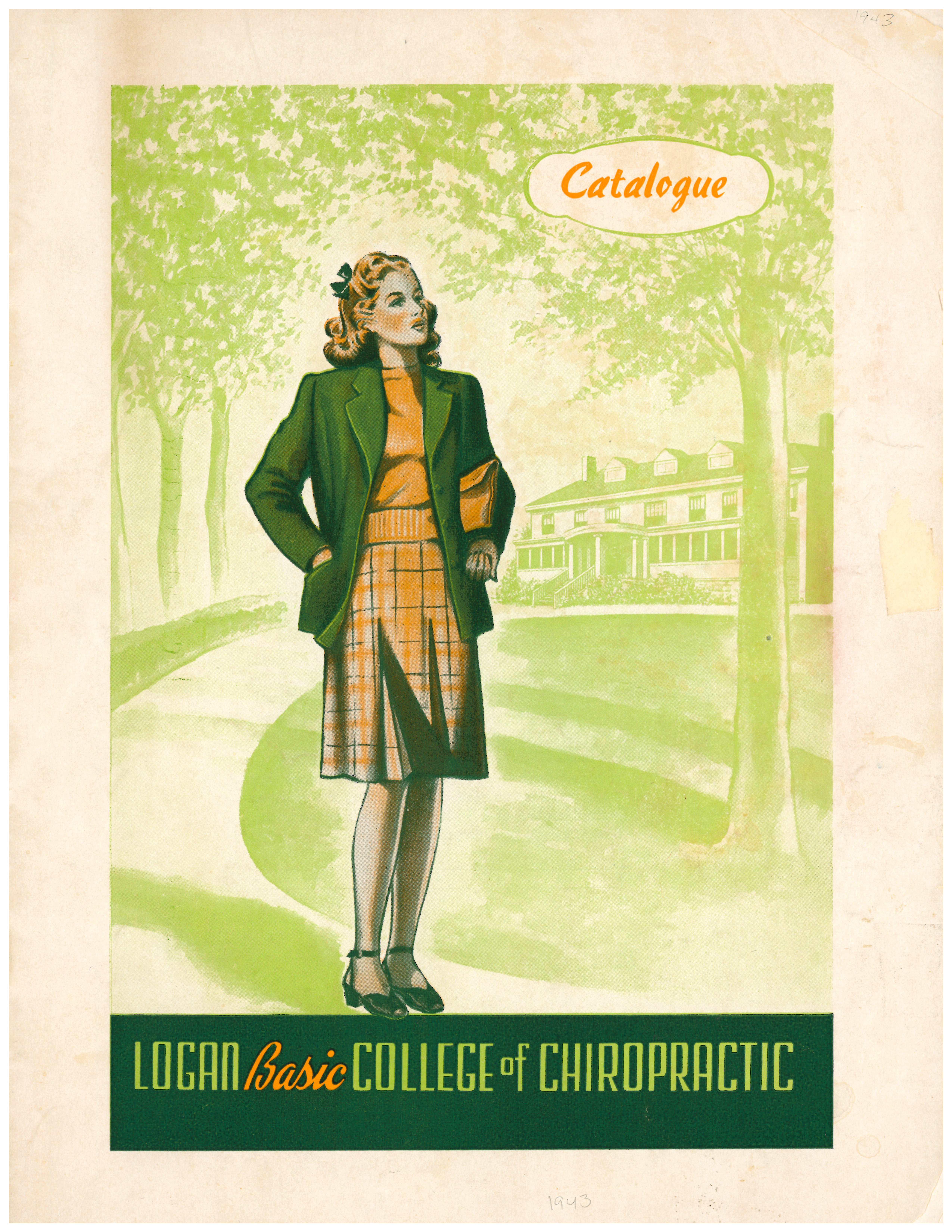 1943 catalog cover