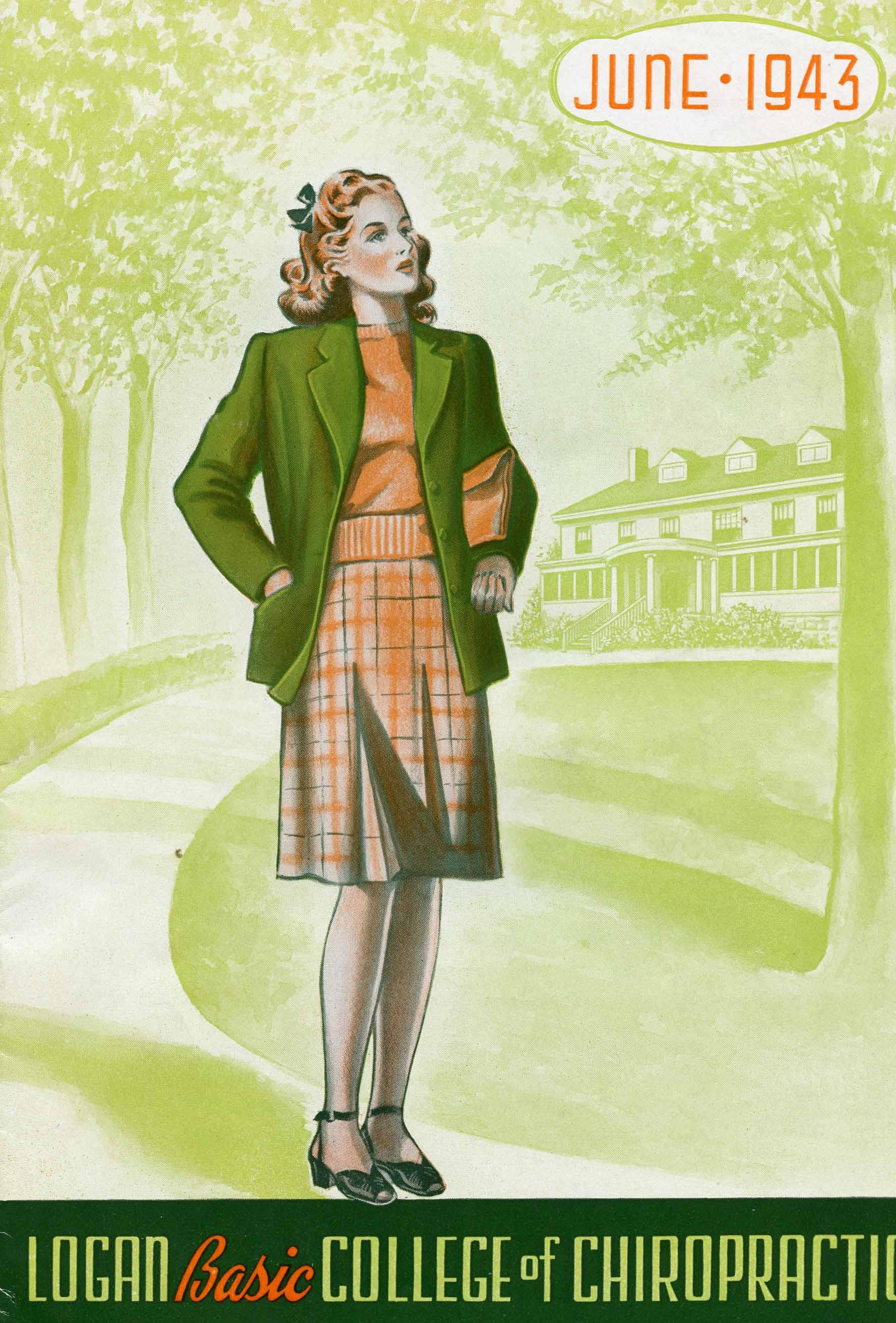 June 1943 catalog cover