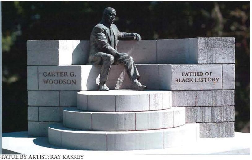 Carter G. Woodson Memorial