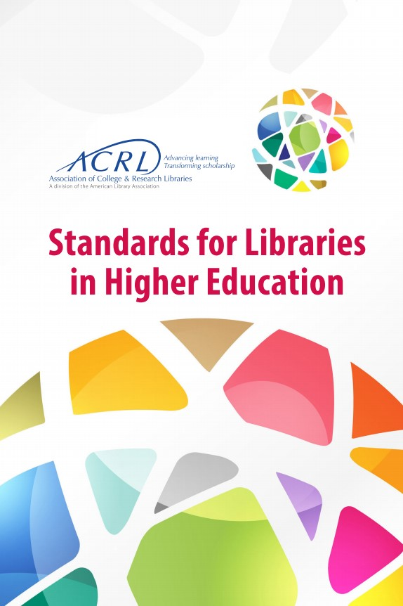 ACRL Standards Cover
