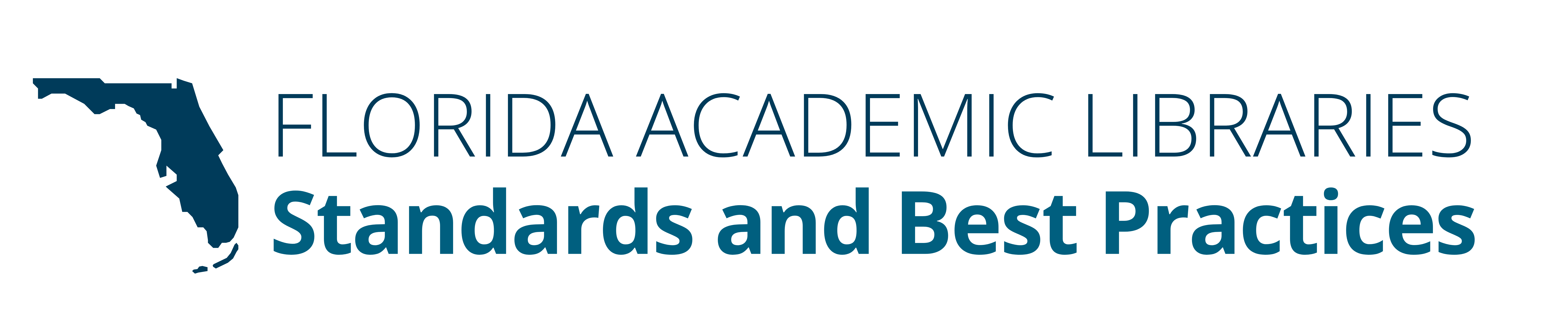 Standards and Best Practices for Florida Libraries Banner