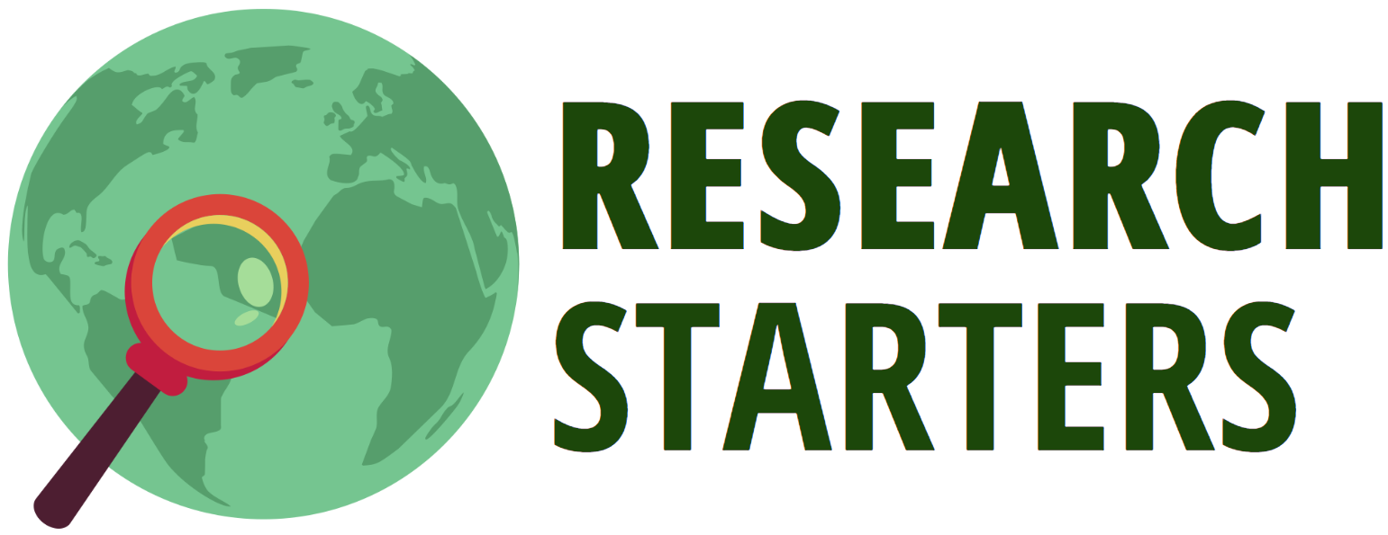 Research Starters Graphic