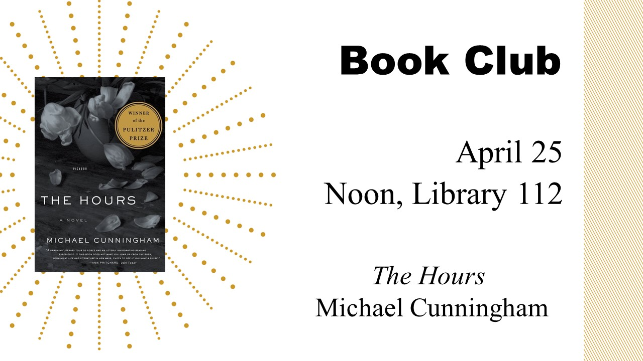 Book Club: The Hours