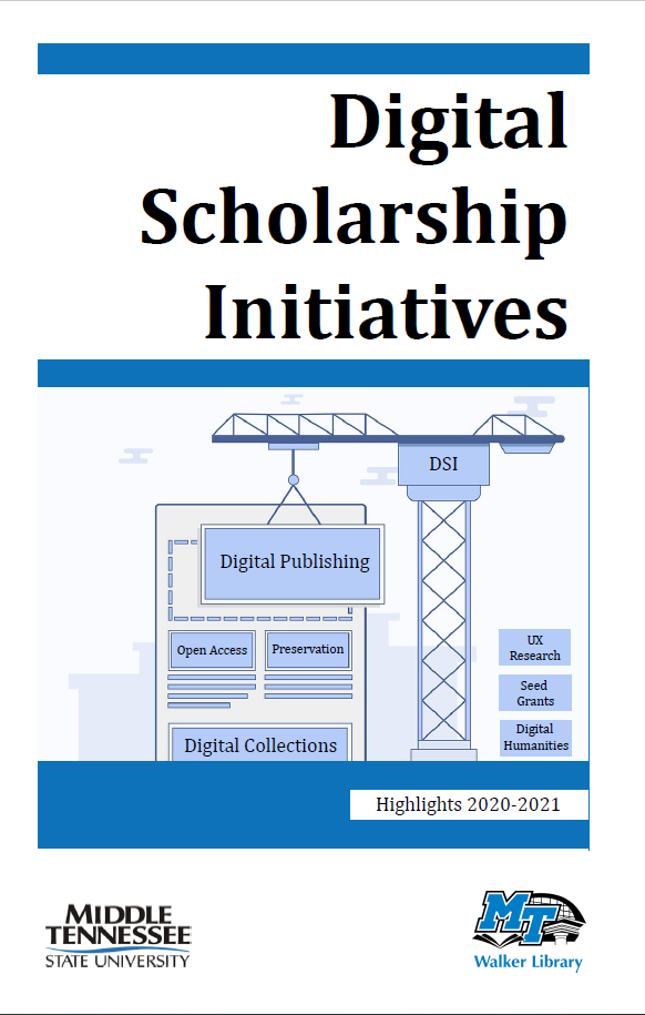 page 1 of DSI highlights brochure for 2019-2020
