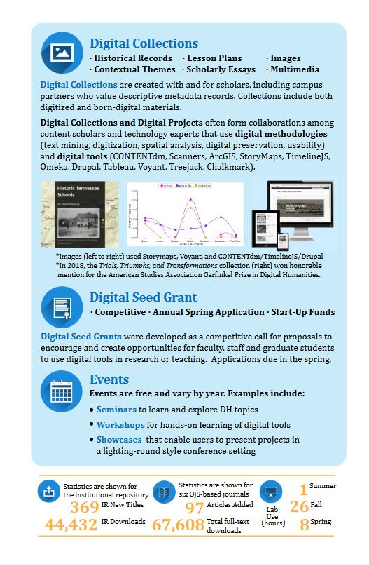 page 3 of DSI highlights brochure 2019-2020