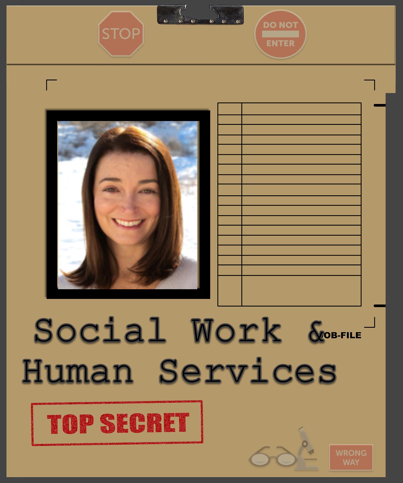 Amanda Solomon: Social Work & Human Services Librarian
