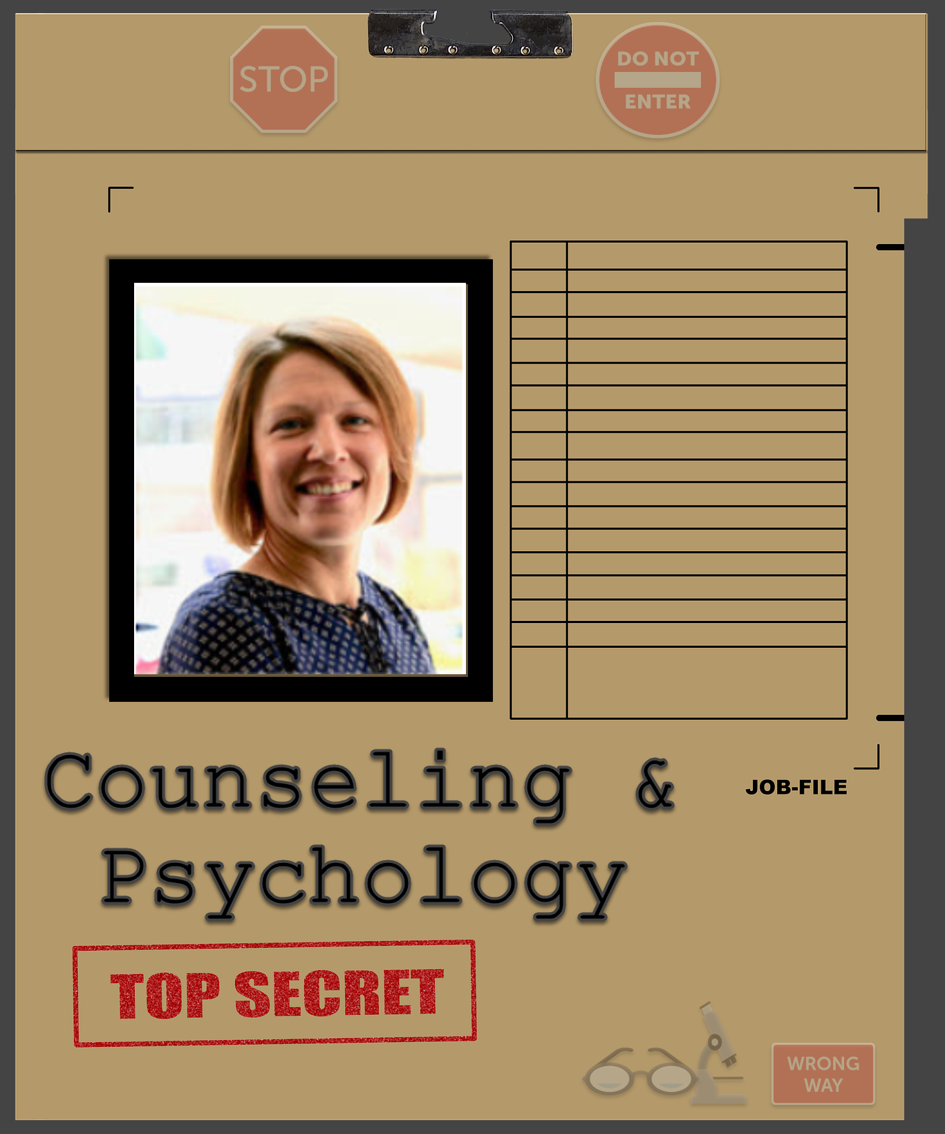 Andrea Lemieux: Counseling & Psychology Librarian