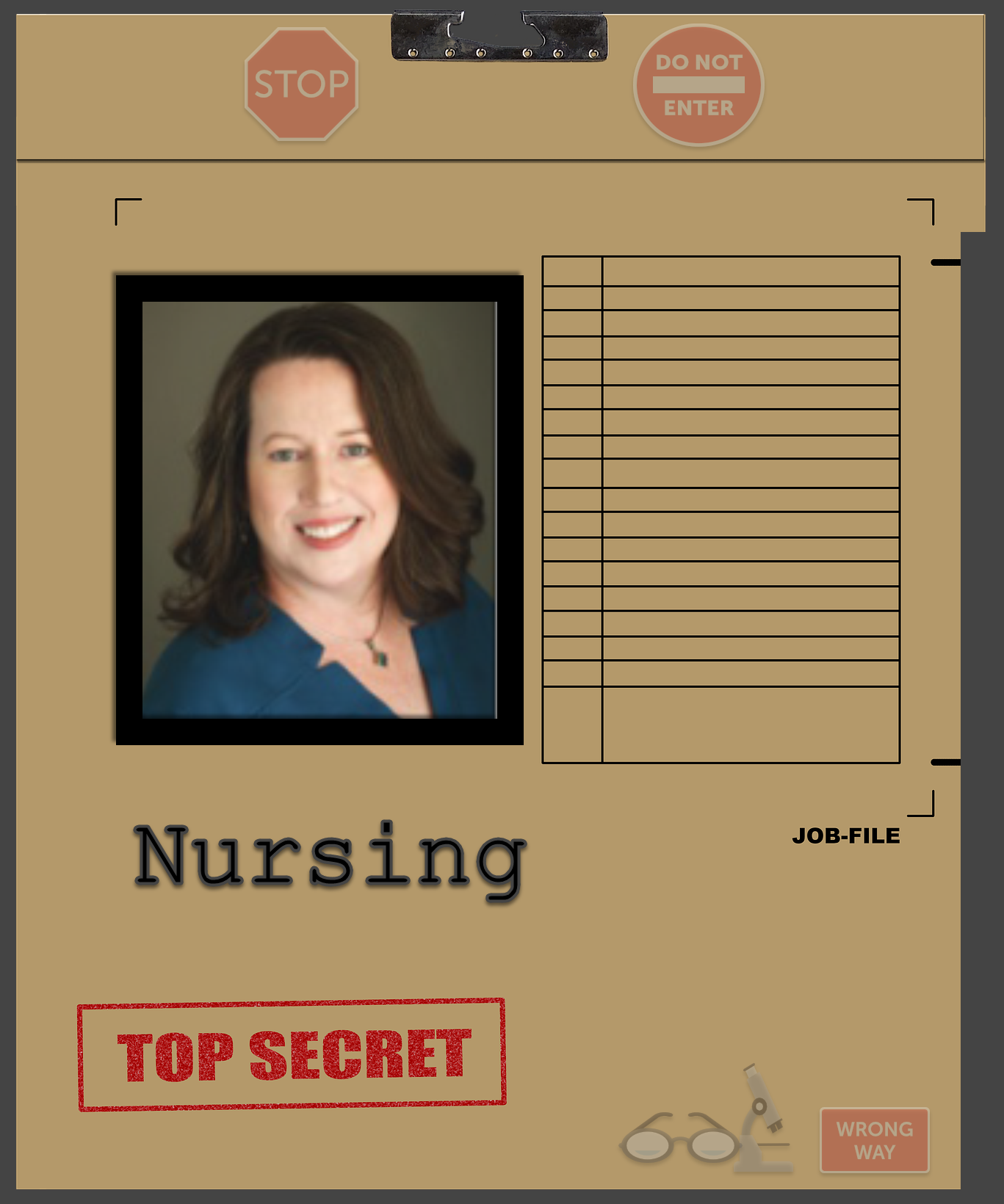 Julie James: Nursing Librarian
