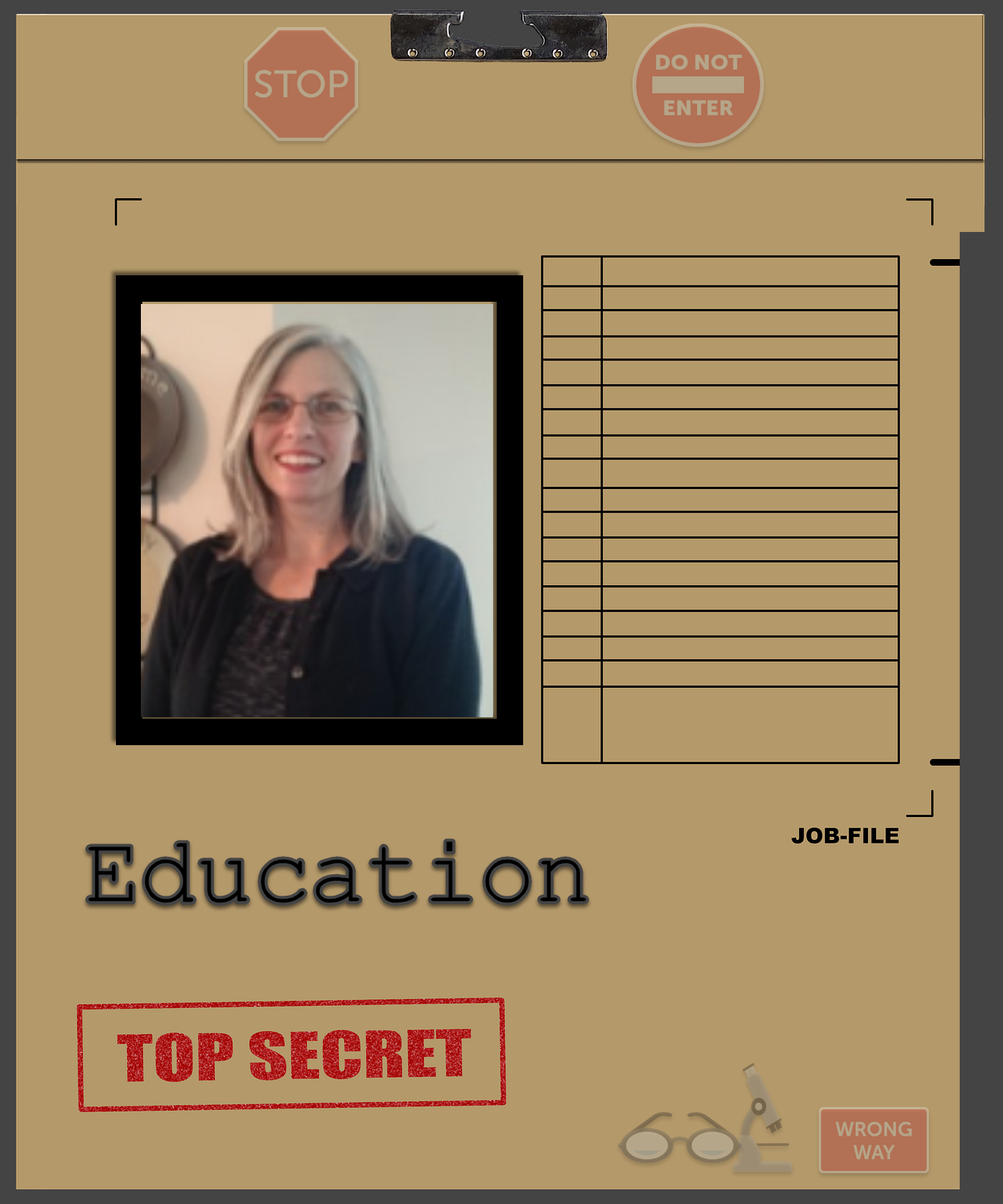 Kim Burton: Education Librarian