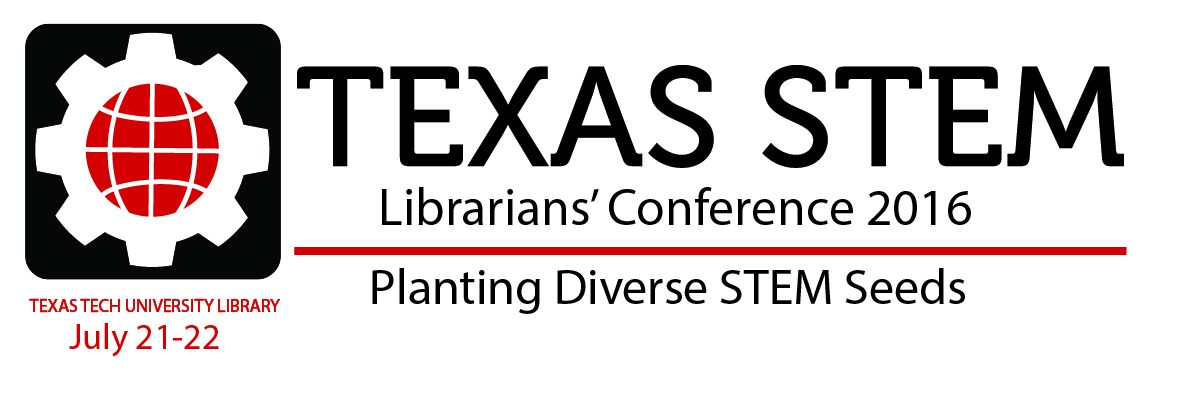 Texas STEM Librarians 2016 Banner