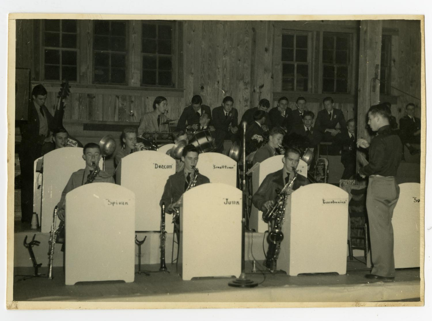 Swingmasters Band 1944