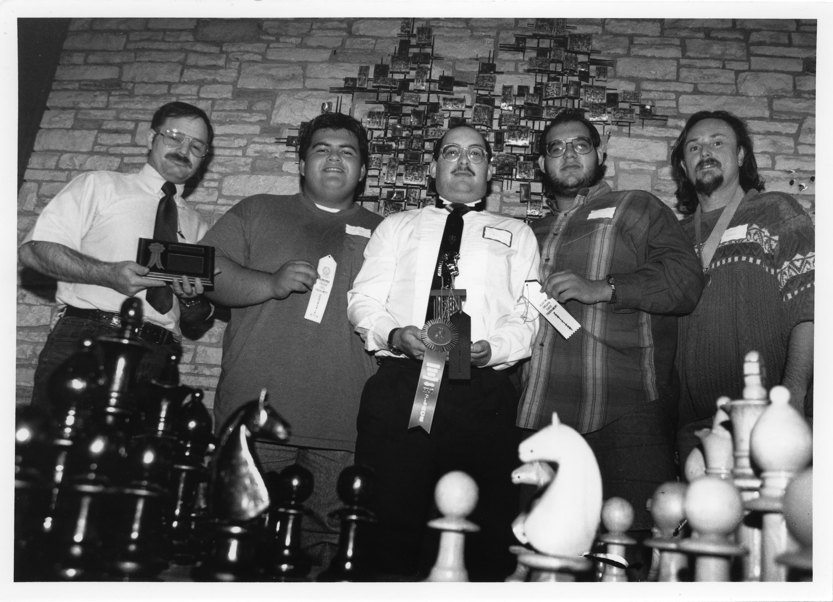 Chess, 1994