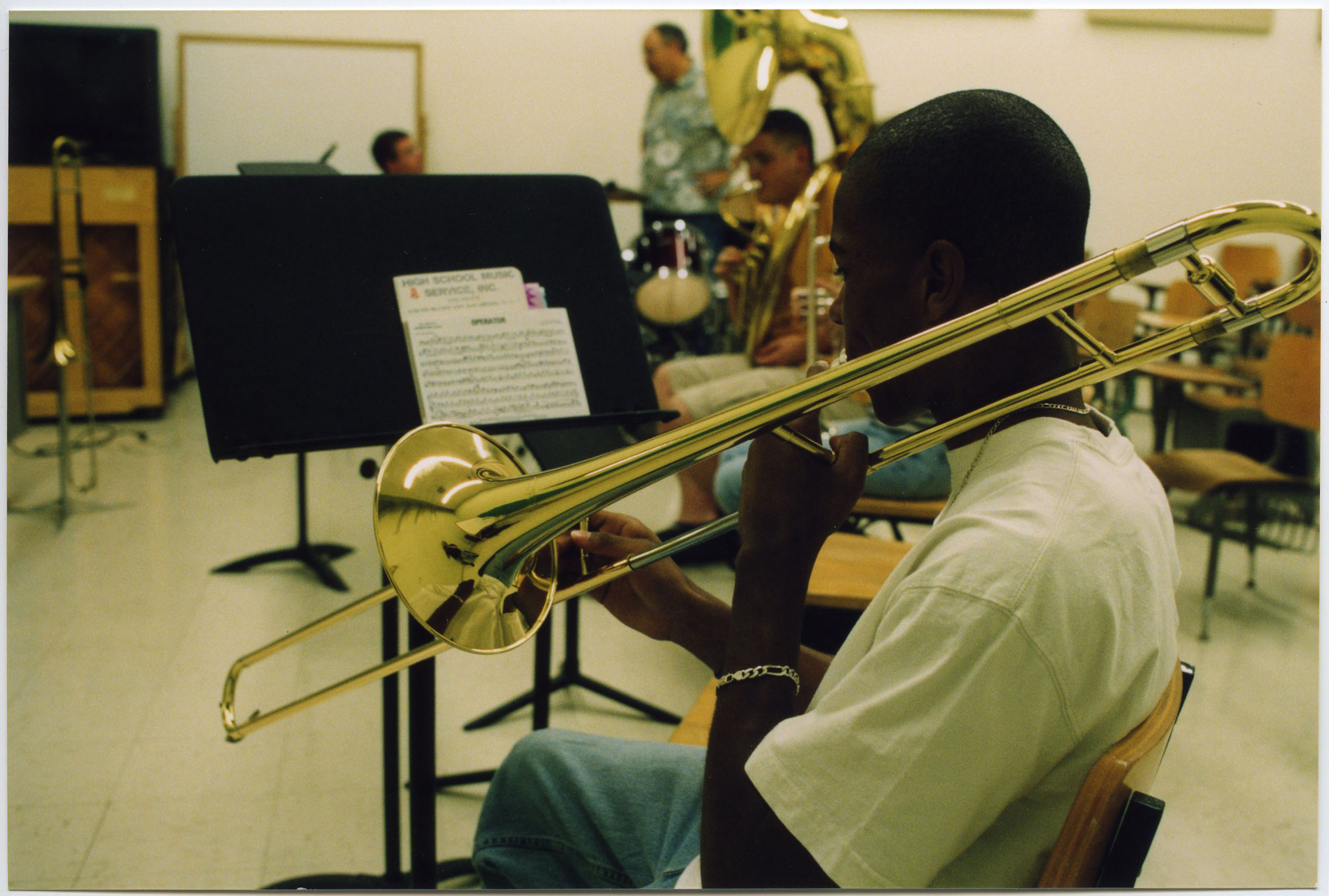 Band Practice, 2003