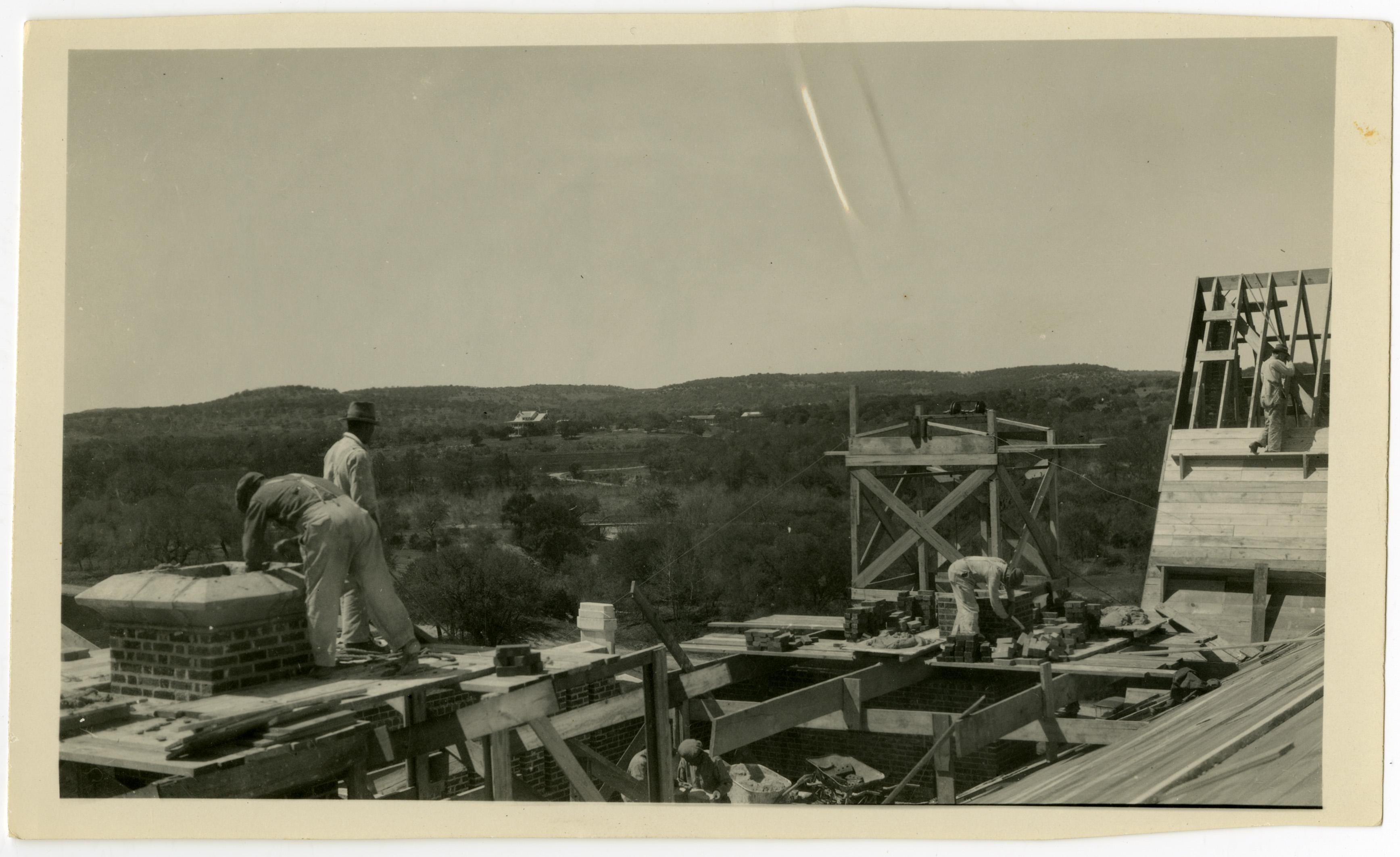 Weir Building Construction