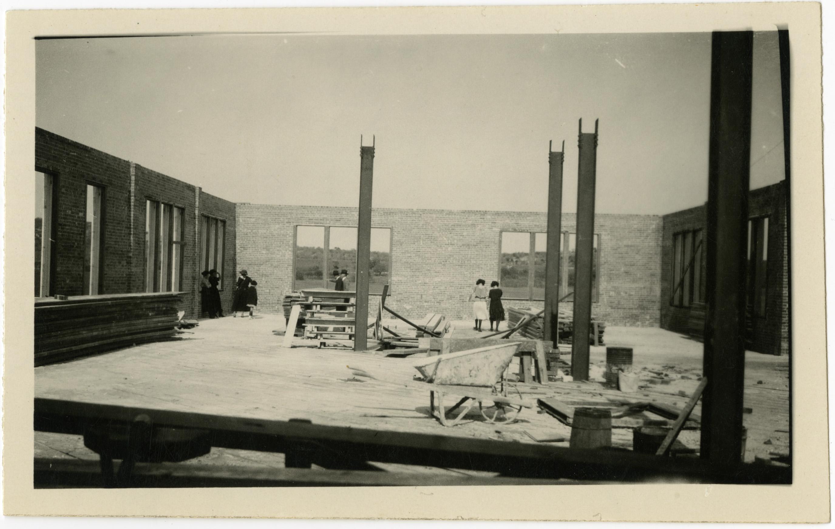 Weir Construction