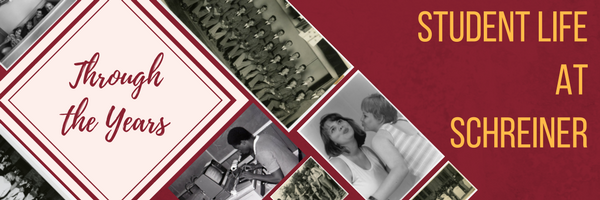 Featured Exhibit: Student Life at Schreiner