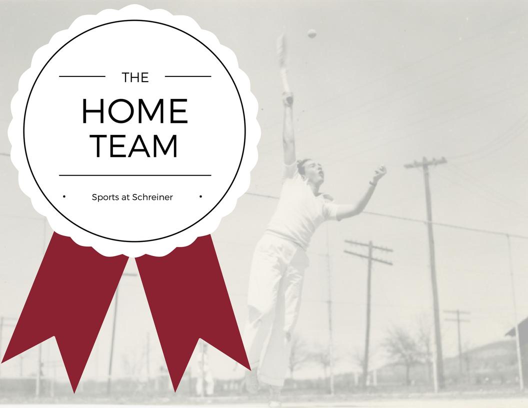 The Home Team: Sports at Schreiner