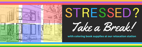 Coloring Book Station