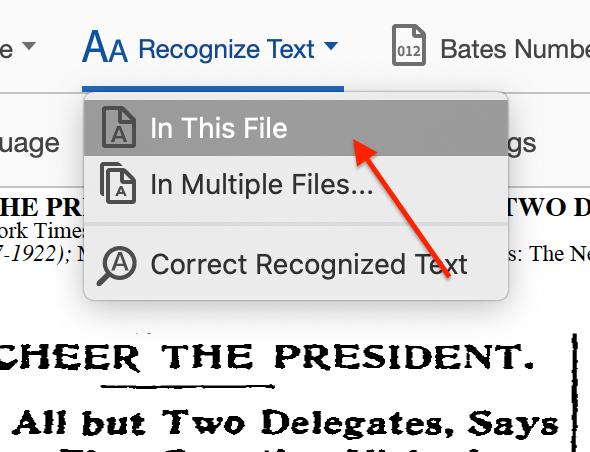 Acrobat in this file