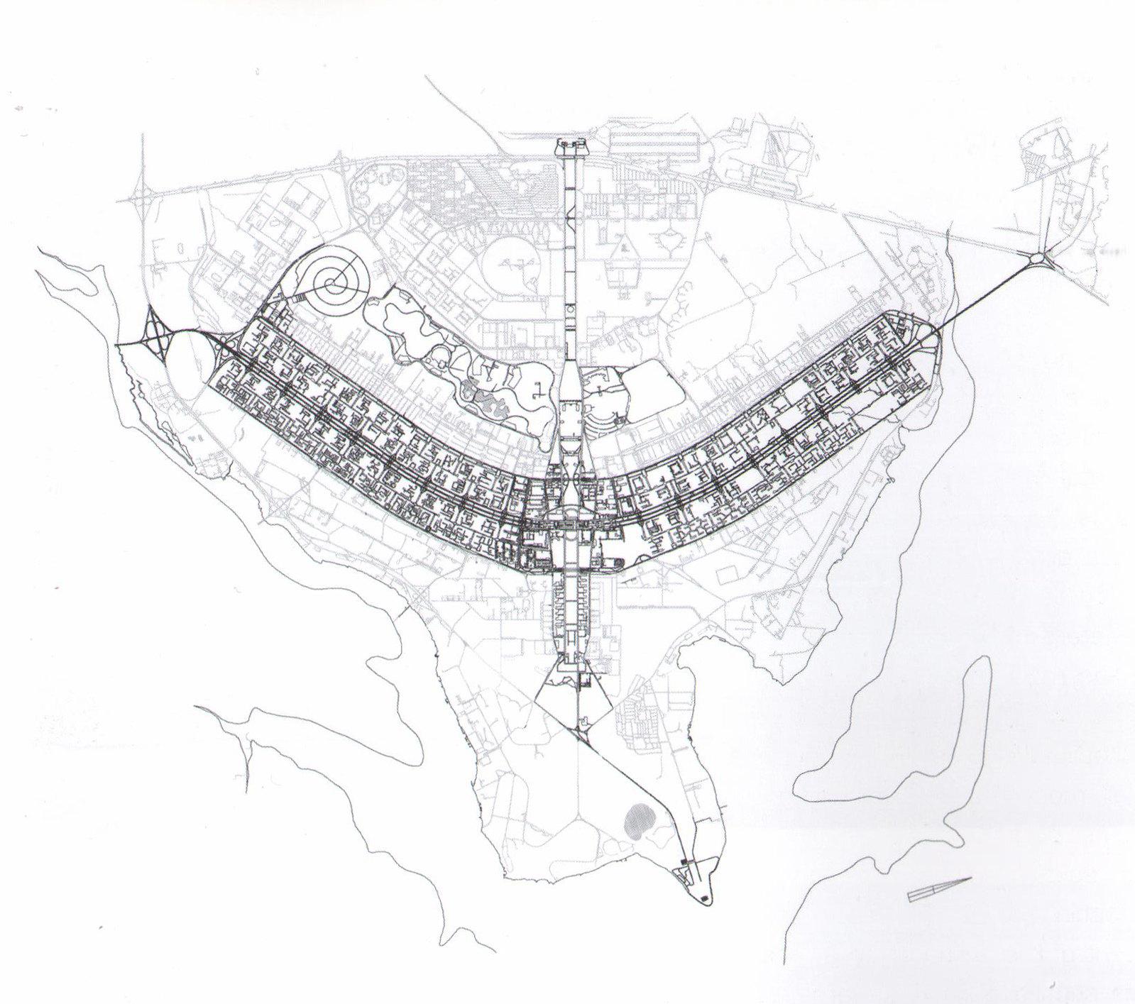 Lucio Costa, Plan of Brasilia