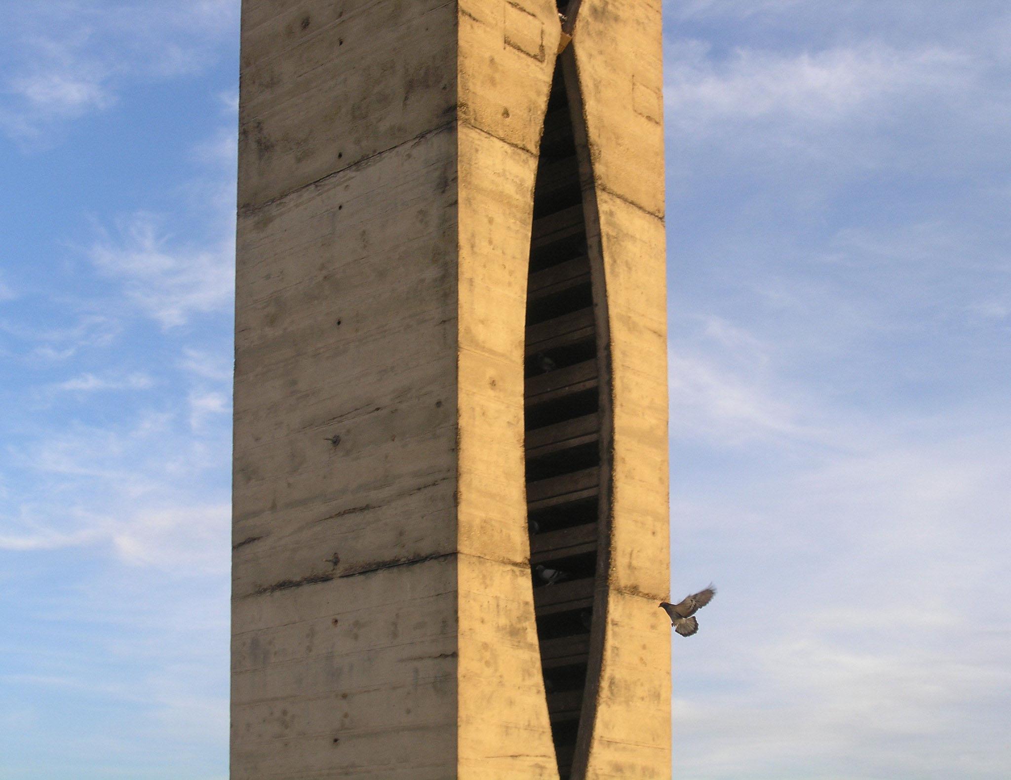 Oscar Niemeyer, Dovecote, Brasilia,