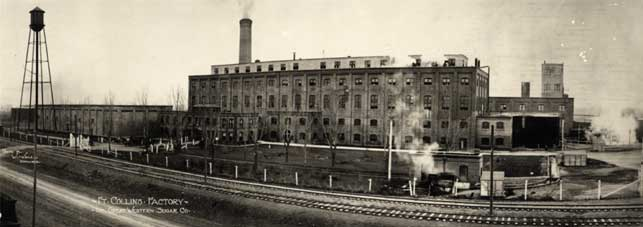 The Great Western Sugar Company