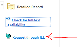 EbscoHost ILL request image