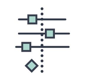 Meta-analysis icon