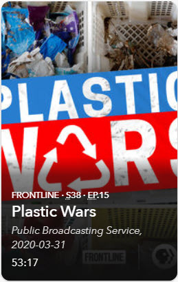 Film cover: Plastic Wars