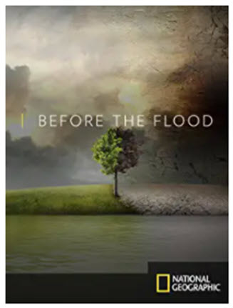 Film Cover: Before the Flood