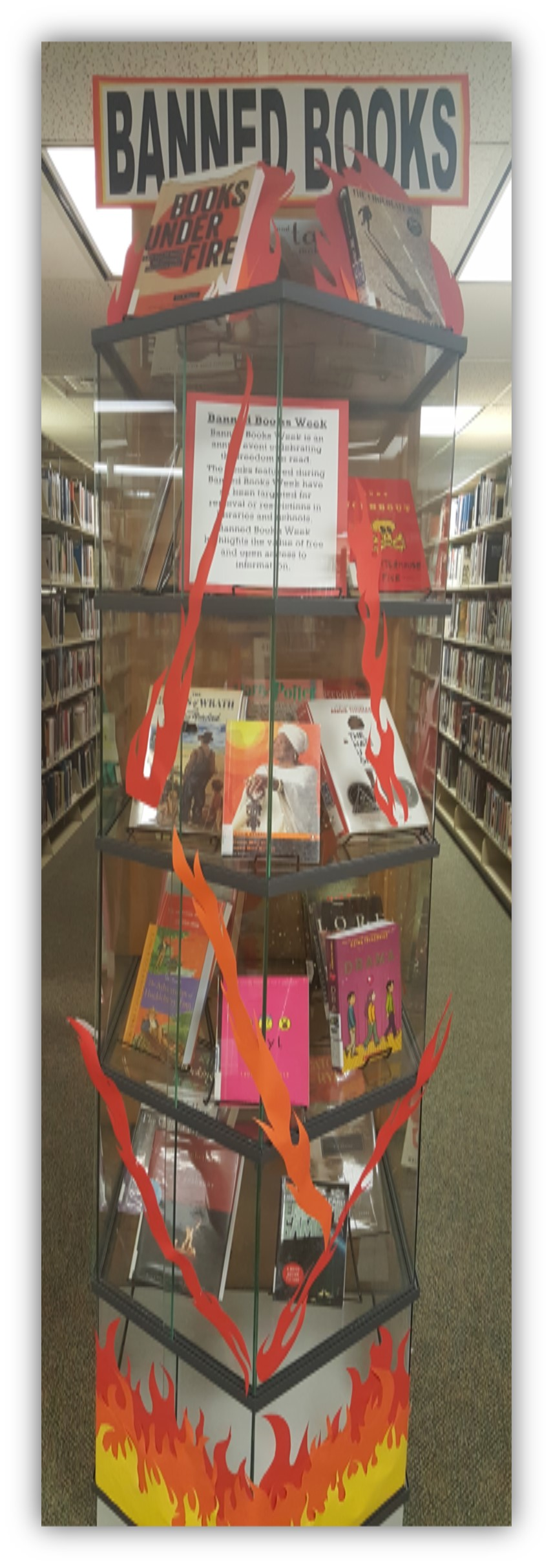 Image:  Banned Books Week 2019