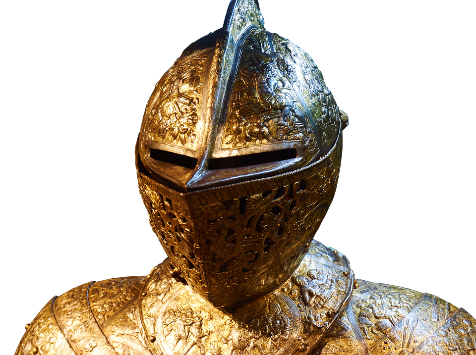 Image:  Middle Ages Knight Armor