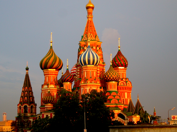 Image:  Kremlin, Moscow