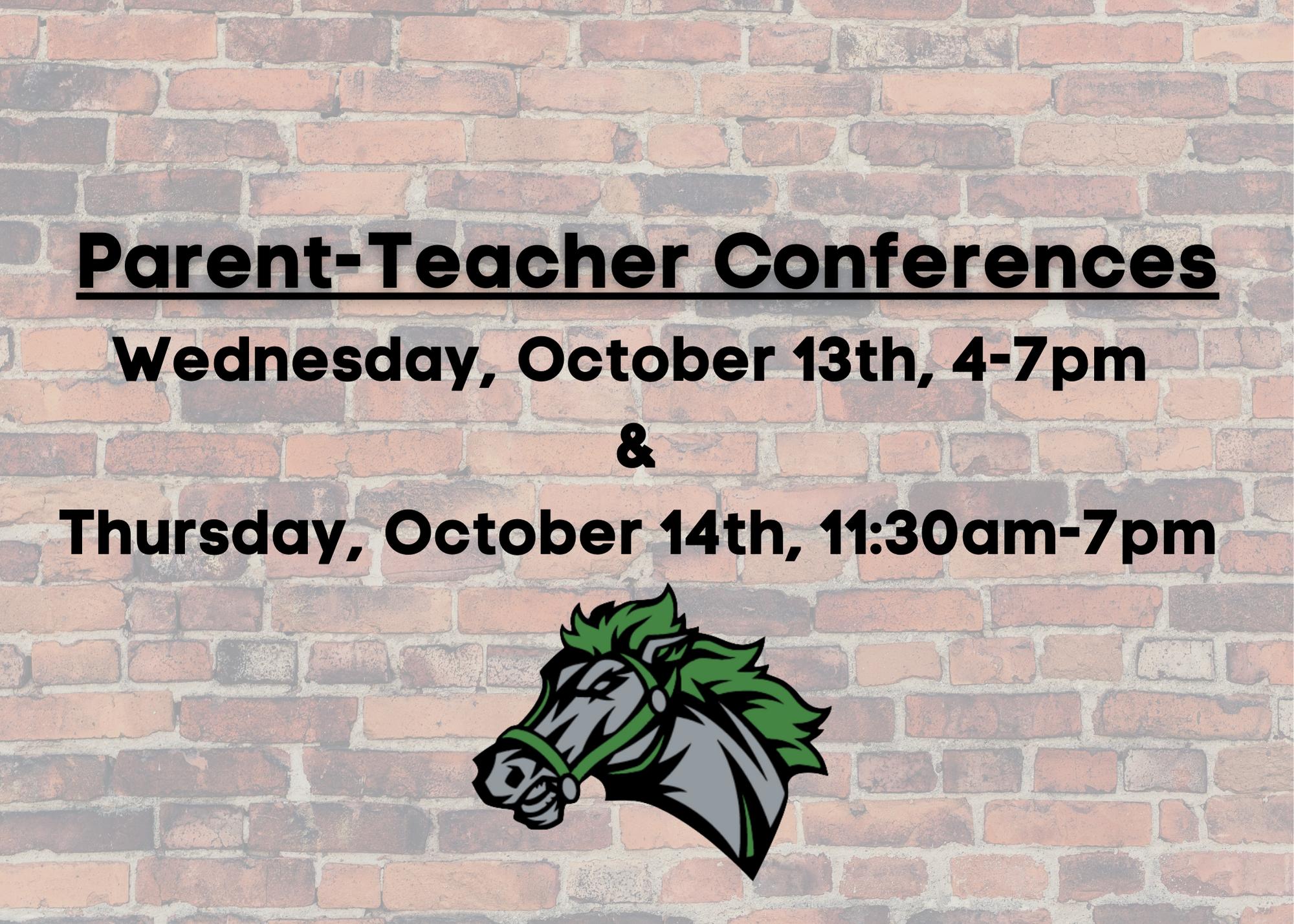 Parent Teacher Conferencces