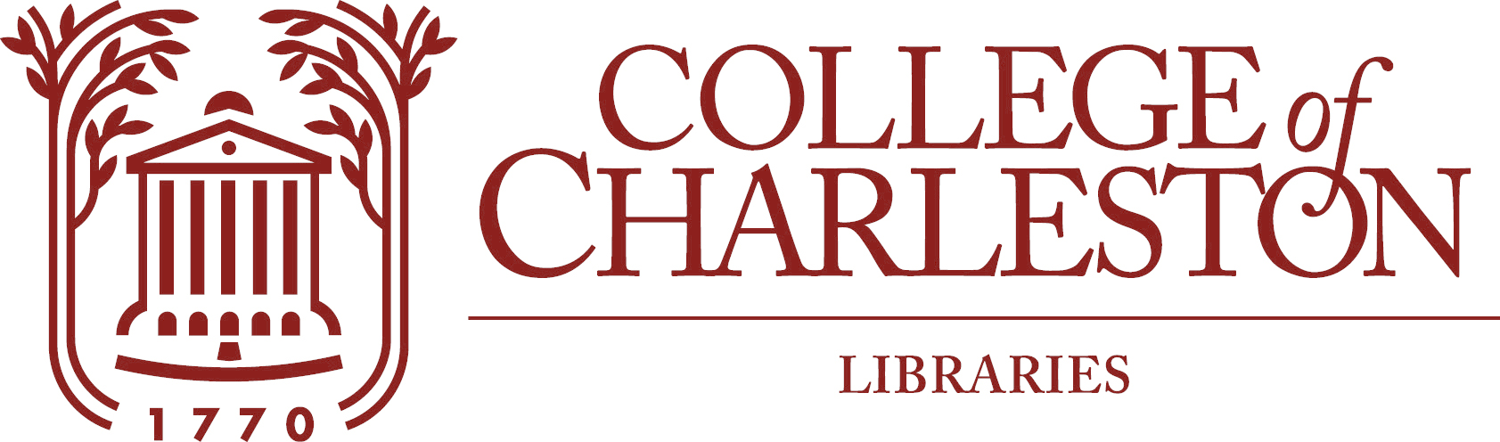 College of Charleston Libraries Logo