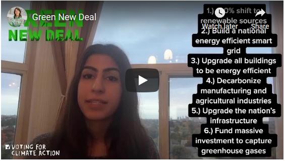 Green New Deal video