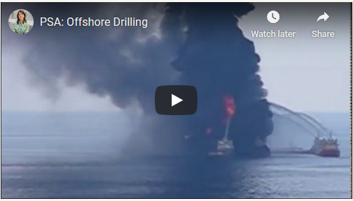 Offshore Drilling video