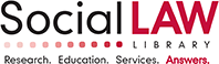 Social Law Library Logo