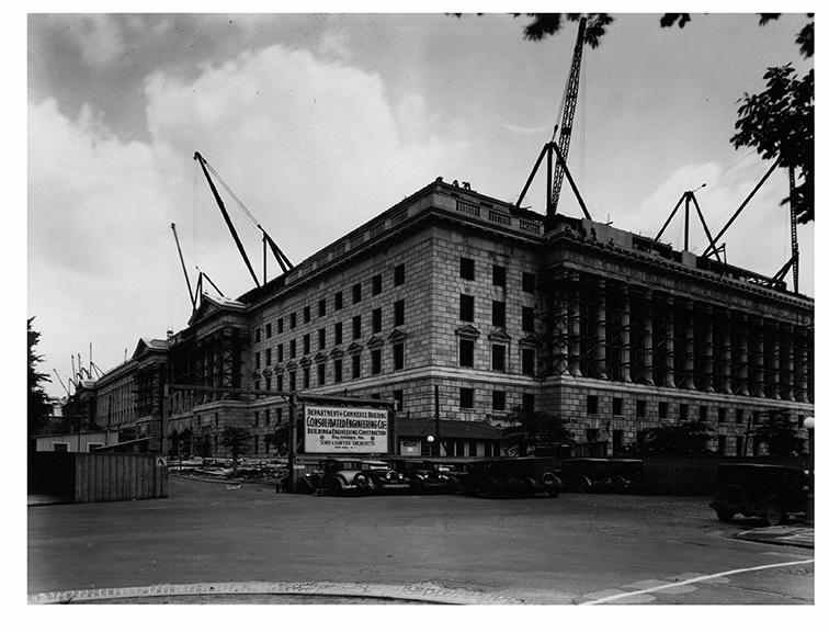 1930, street view