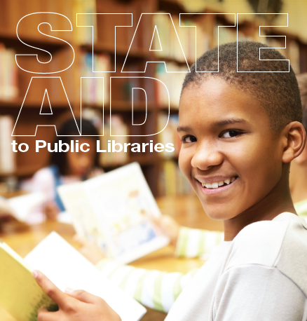 State Aid  Image of a child reading