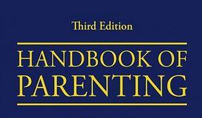 Handbook of parenting book cover