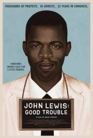 Image of Young John Lewis for Good Trouble Documentary