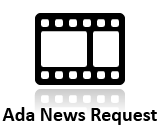 Ada News Request