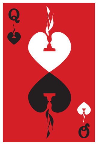 Poulin - Queen of Hearts