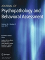 Image: cover art from the Journal of Psychopathology and Behavioral Assessment