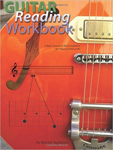 Guitar reading workbook : a basic course in music notation for players of all levels