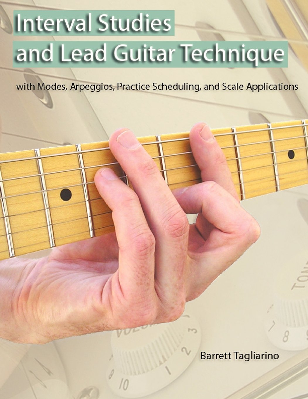 Interval studies and lead guitar technique.